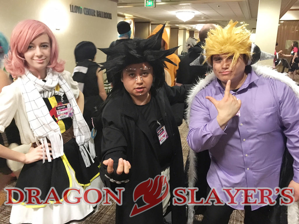 NewCOn 2016: The Dragon Slayer's by JGraphic1