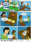 The tale of Rabiah book 1 chapter 1 Page 10 by TheTale-Of-Rabiah