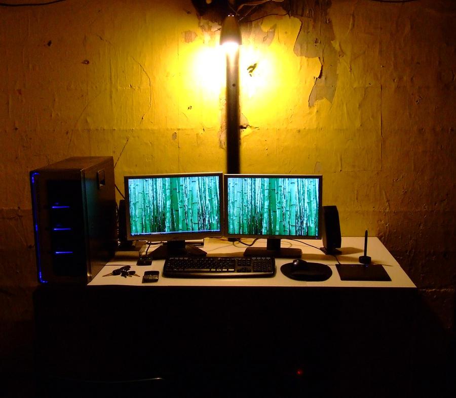 Desktop - IRL by lehighost