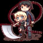 ChCo_Kai and Lily