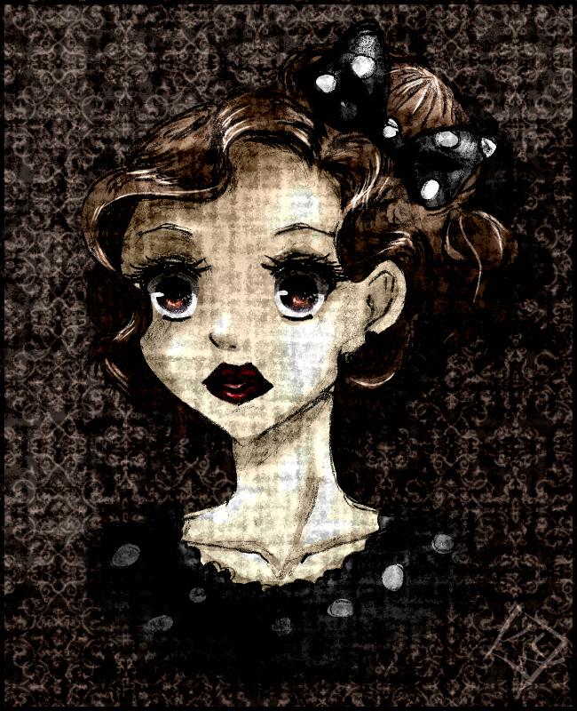 Dark marcel-Doll by YoshikuniShiku