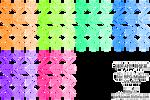 Neon Arrow Sign (Alt color, RM VX/Ace)