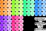 Neon Arrow Sign v2 (Alt color, RM VX/Ace)