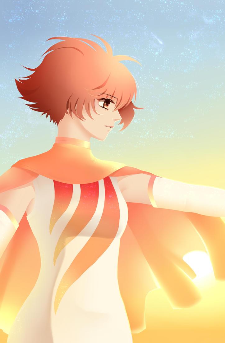 Himeno (Fire Pretear) by Floweraise