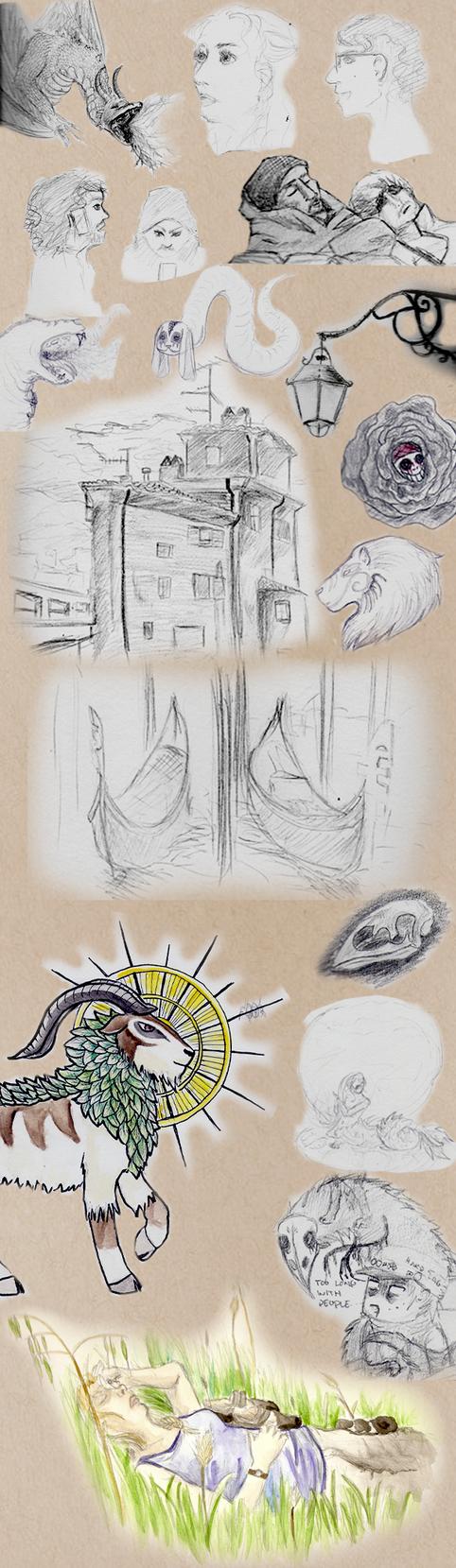 DoodleDump 1 by XxxSudden-DeathxxX