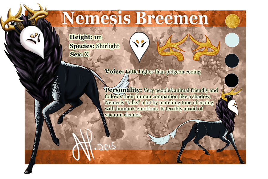 Nemesis Breemen by XxxSudden-DeathxxX