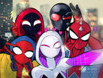 Arachnid clan by Yonnek-C