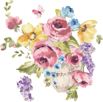 Flores Vintage Png By Rohsweet On Deviantart
