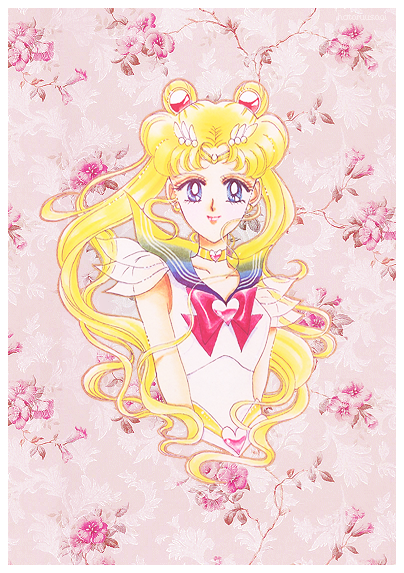 Super Sailor Moon by HotaruUsagi