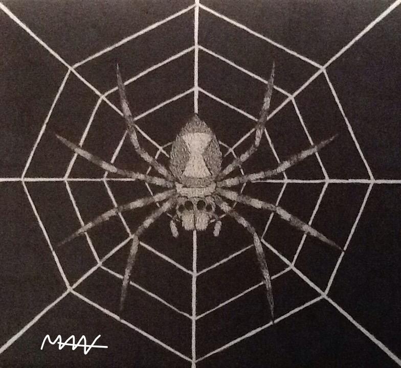 Arachnophobic Radial by mattssacre97