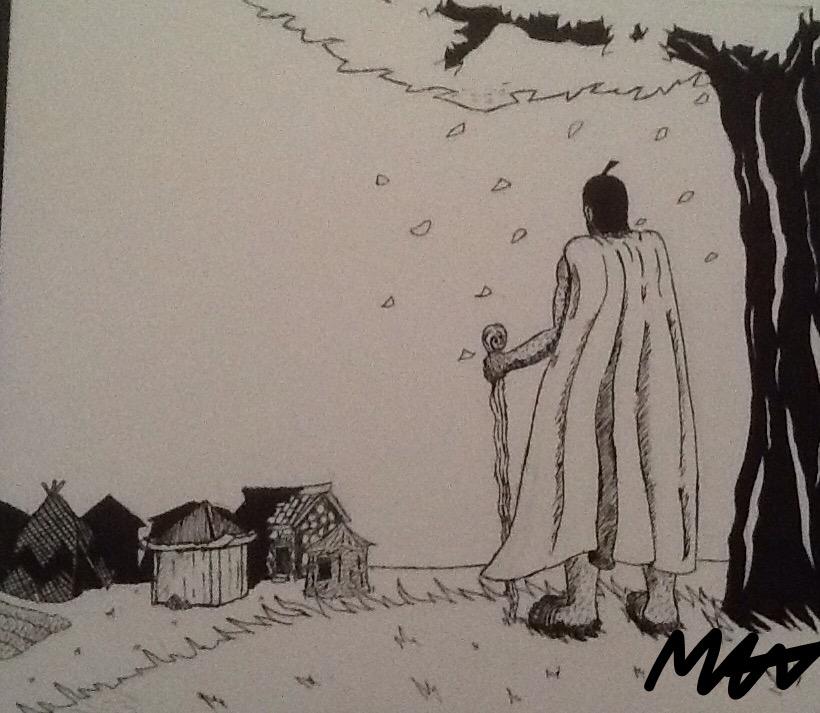The Wanderer by mattssacre97