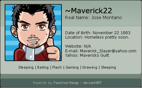 Maverick22's Profile Picture