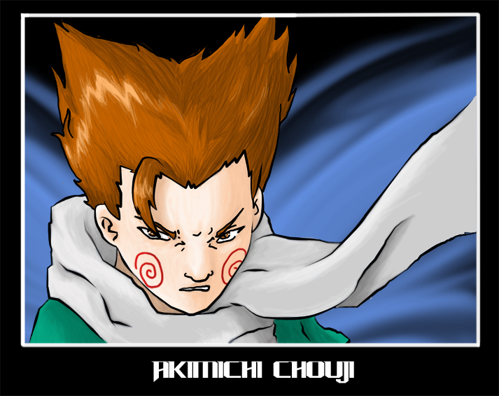 Akimichi Chouji by Maverick22