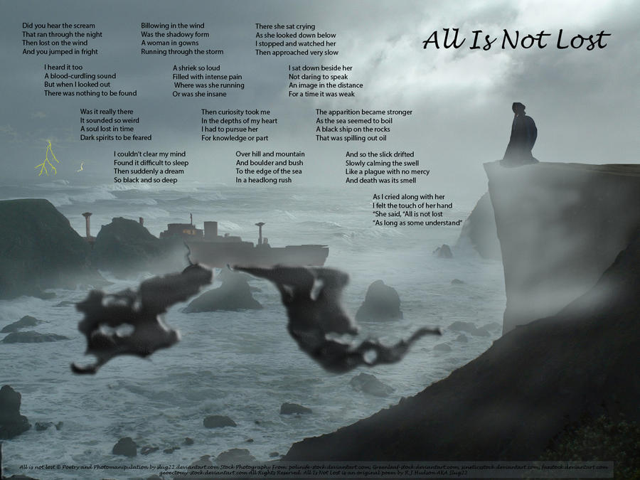 All Is Not Lost by Slug22