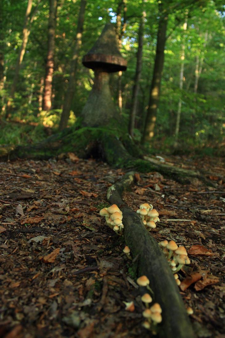 Not Mushroom by Slug22