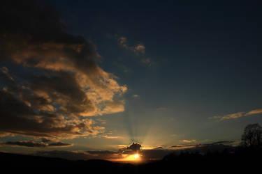 Sunset at Bretton 22