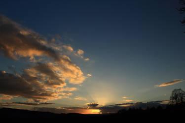 Sunset at Bretton 23