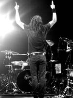foo fighters v by leishmo