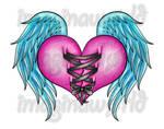 Heart Strings Tattoo