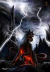 Hunting burning hellbeast 02