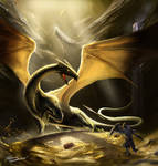 Enter the Dragons lair