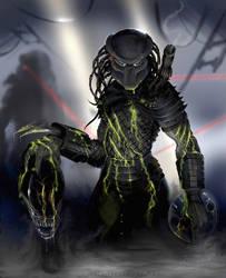 Predator - the movie character by Shockbolt