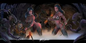 Demons of the Underworld