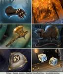 Talisman - Dungeon expansion