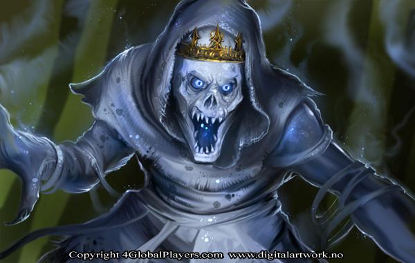 Undead king by Shockbolt