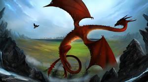 The Dragon awakens