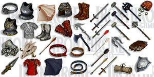Items for Tales of Maj'Eyal