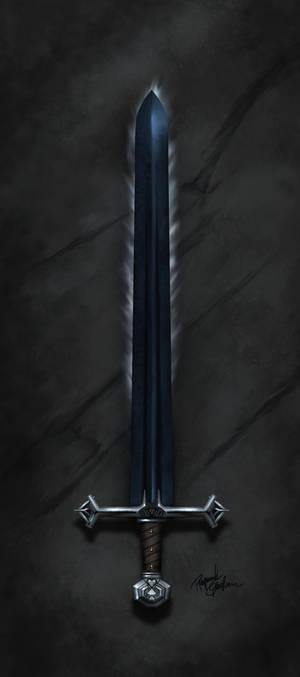 ME weaponry - Gurthang