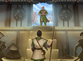 In search of guidance - L5R by Shockbolt