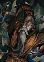 The mighty wizard final by Shockbolt