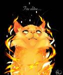 Firealone by KumaBuns