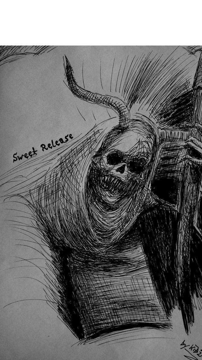 SweetRelease by CreepyGamerKid