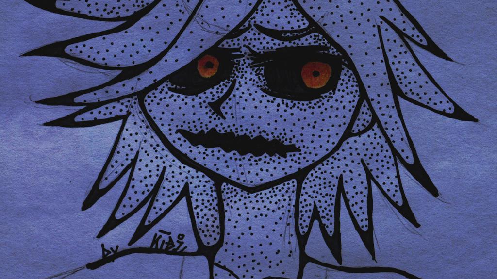 ScarecrowCartoon by CreepyGamerKid