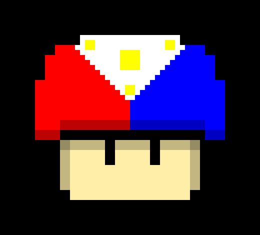 Philippine Mushroom Super Mario Bros By Pixeldevianart On