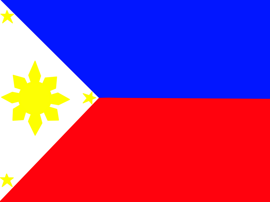 Philippines Flag by Pi...