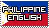 Philippine English (Philippines) by PixelDevianArt