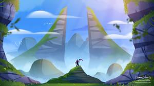 Mountain Towers