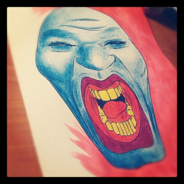 Instagram scream - 094