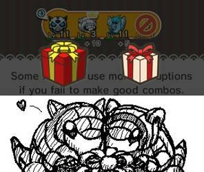 Miiverse 130717 - Pokemon Shuffle: Shrew to Shrew