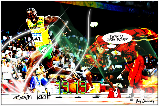 [TEMPORADA 1] CLASH OF SUPERHEROES - Parte 2 - FINAL - Página 2 Usain_Bolt_vs_The_Flash_by_xtopshottax