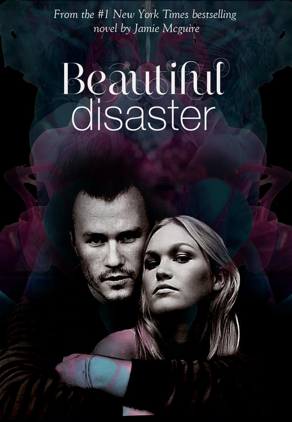 Beautiful Disaster Fanmade Movie poster by katuhreenuh on