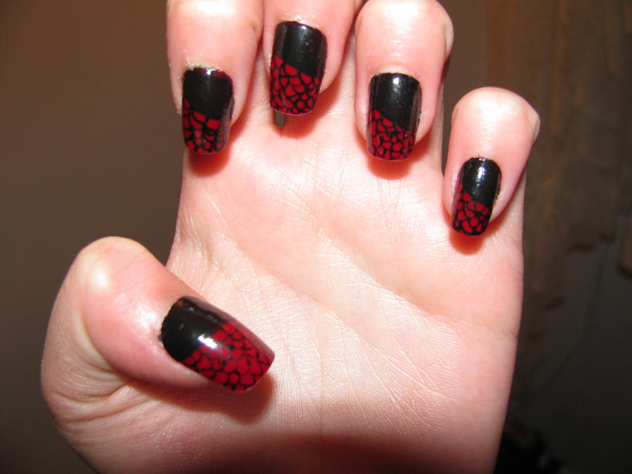 25 Best Snake Skin Nails Art Design Ideas To Try In 2015