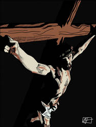 Christ by manuelgarcia