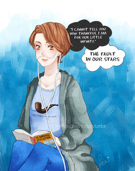 Hazel - The Fault in our Stars