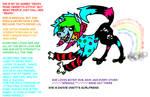 SCENE SPARKLE DOG by RessQ