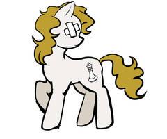 Cursor Pony by RessQ